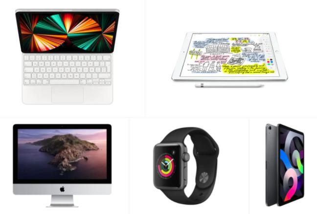 Tienda Oficial de Apple en Mercado Libre - productos-tienda-oficial-apple-mercado-libre