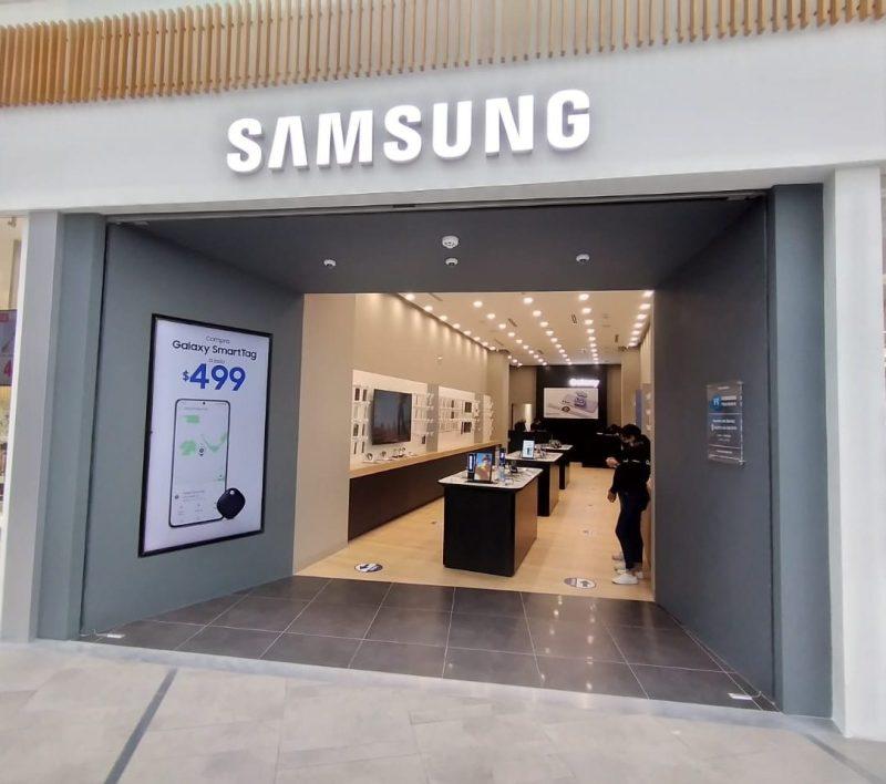 Samsung apertura de tres nuevas tiendas en el país - samsung-apertura-tiendas-tecnologia