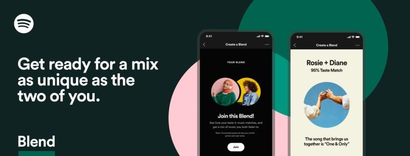 Spotify Fusión, pone a prueba la compatibilidad musical con tus amigos
