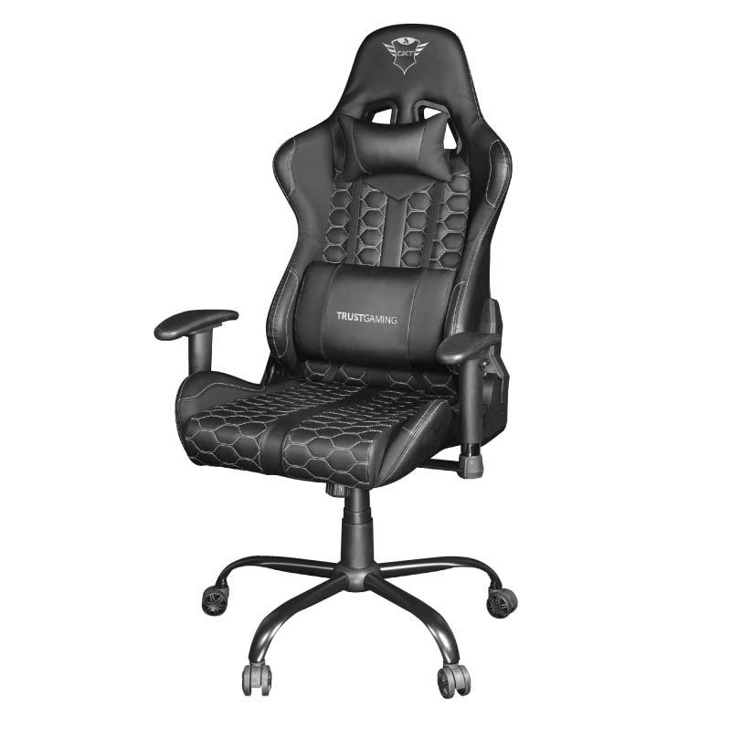 Nuevas Sillas para Gaming de Trust: GTX 716 Rizza, GXT 712 Resto Pro, y GTX 708 Resto - trust-sillas-para-gaming-2