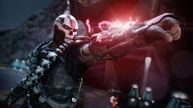 La expansión gratuita War for Wakanda ya está disponible en Marvel's Avengers - war-for-wakanda-crossbones-1280x720