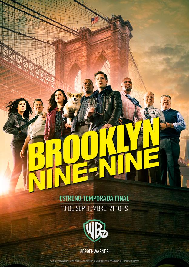 """Warner Channel estrena la octava temporada de """"Brooklyn Nine Nine"""" - warner-brooklyn-nine-nine"""