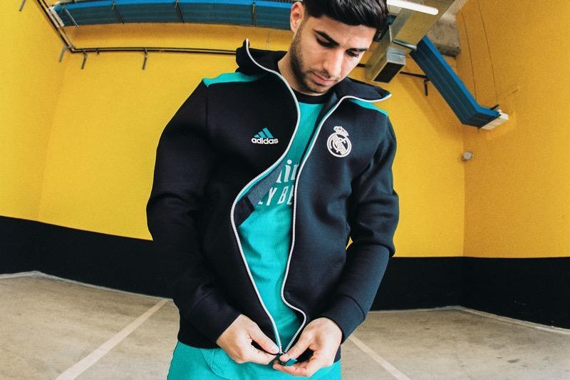 adidas y Real Madrid presenta el tercer uniforme para la temporada 2021/22 - adidas-real-madrid-jersey-asensio-futbol