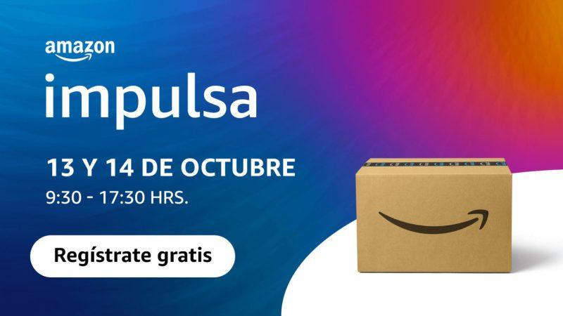 Amazon invita a las PyMEs de México a su evento virtual y gratuito: Amazon Impulsa - amazon-impulsa-1-1280x720