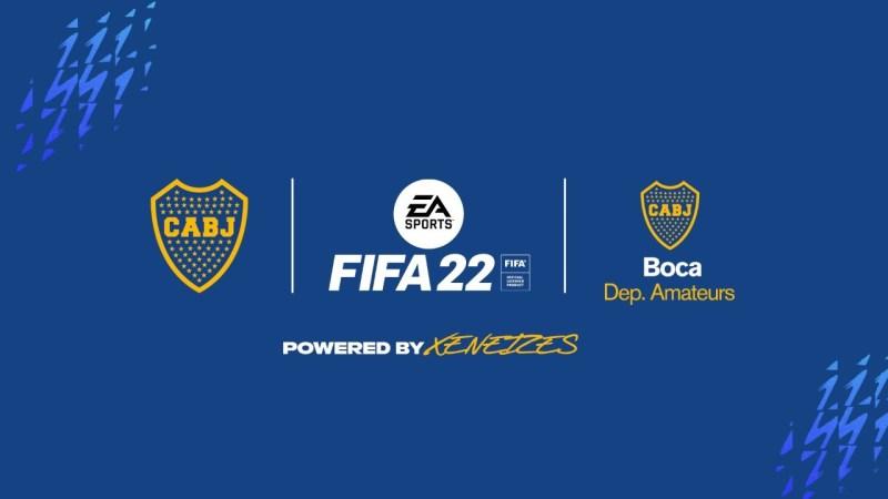 EA SPORTS y el Club Atlético Boca Juniors firman acuerdo de colaboración