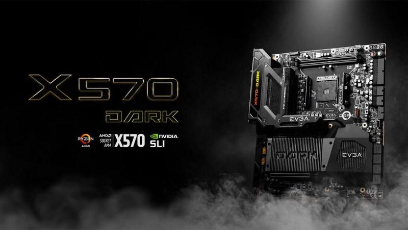 EVGA X570 DARK, diseñada para sacar el máximo rendimiento de los procesadores AMD Ryzen - evga-placa-madre-x570-dark-tecnologia