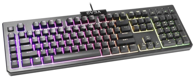 EVGA lanza su nuevo teclado para gaming: EVGA Z12 - evga-teclado-gaming-evga-z12