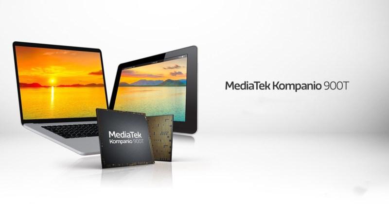 MediaTek presenta su nuevo chipset Kompanio  900T ¡conoce sus características! - kompanio-900t
