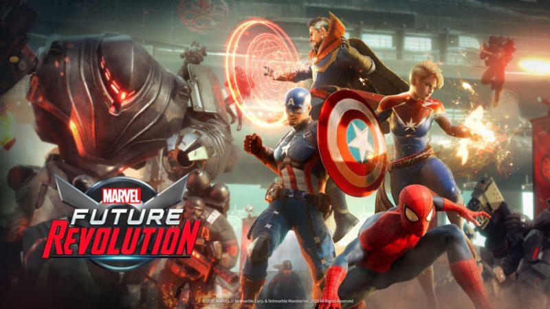 Guía con trucos para disfrutar Marvel Future Revolution al máximo