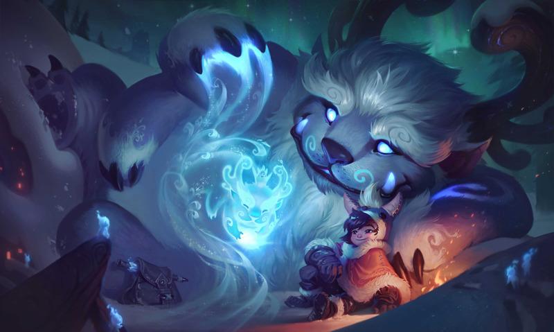 Campeones nuevos en League of Legends: Wild Rift - nunu-y-willump