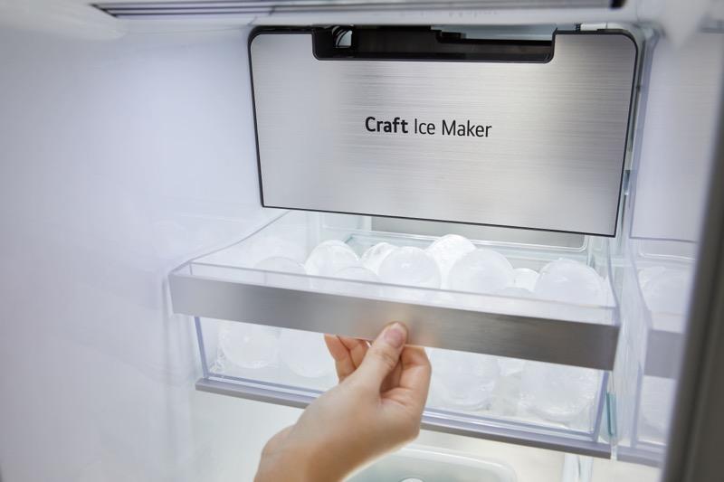 LG presenta sus nuevos refrigeradores InstaView Door-in-Door 2021 - refrigador-lg-instaview-door-in-door-3