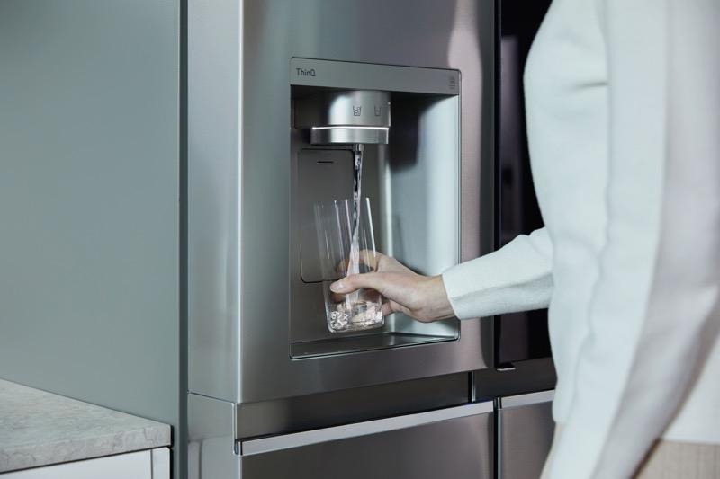 LG presenta sus nuevos refrigeradores InstaView Door-in-Door 2021 - refrigador-lg-instaview-door-in-door