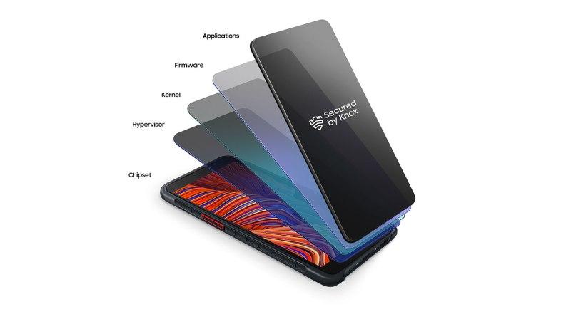 Galaxy XCover 5, un dispositivo resistente y diseñado para trabajos exigentes - samsung-mexico-galaxy-xcover-5-b2b-1280x706