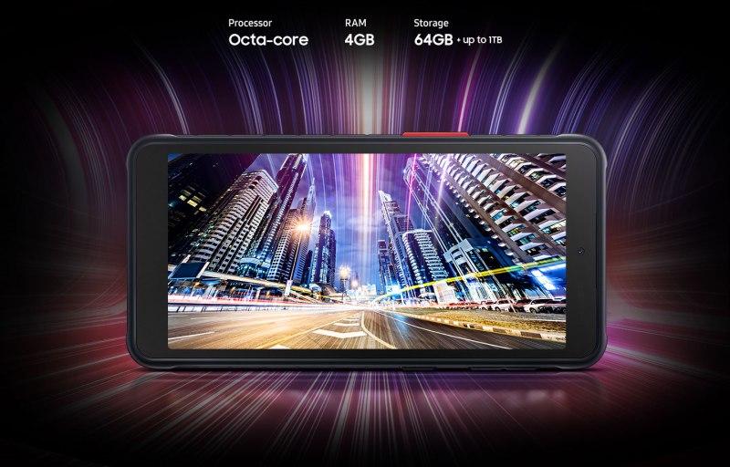 Galaxy XCover 5, un dispositivo resistente y diseñado para trabajos exigentes - samsung-mexico-galaxy-xcover-5-performance-1280x819