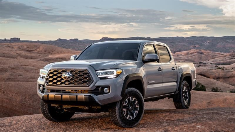 5 autos hechos en México que puedes encontrar en el mercado de seminuevos - tacoma-pick-up