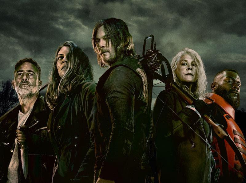 Estrenos de Octubre en Star+ 2021 - the-walking-dead-temporada-11