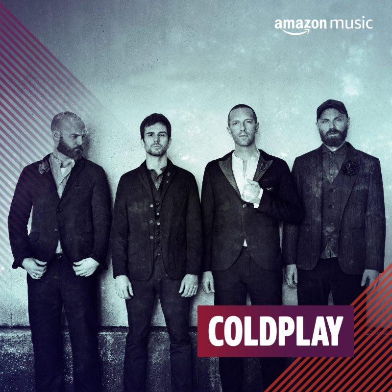 Concierto de Coldplay se transmitirá en exclusiva por Amazon Music