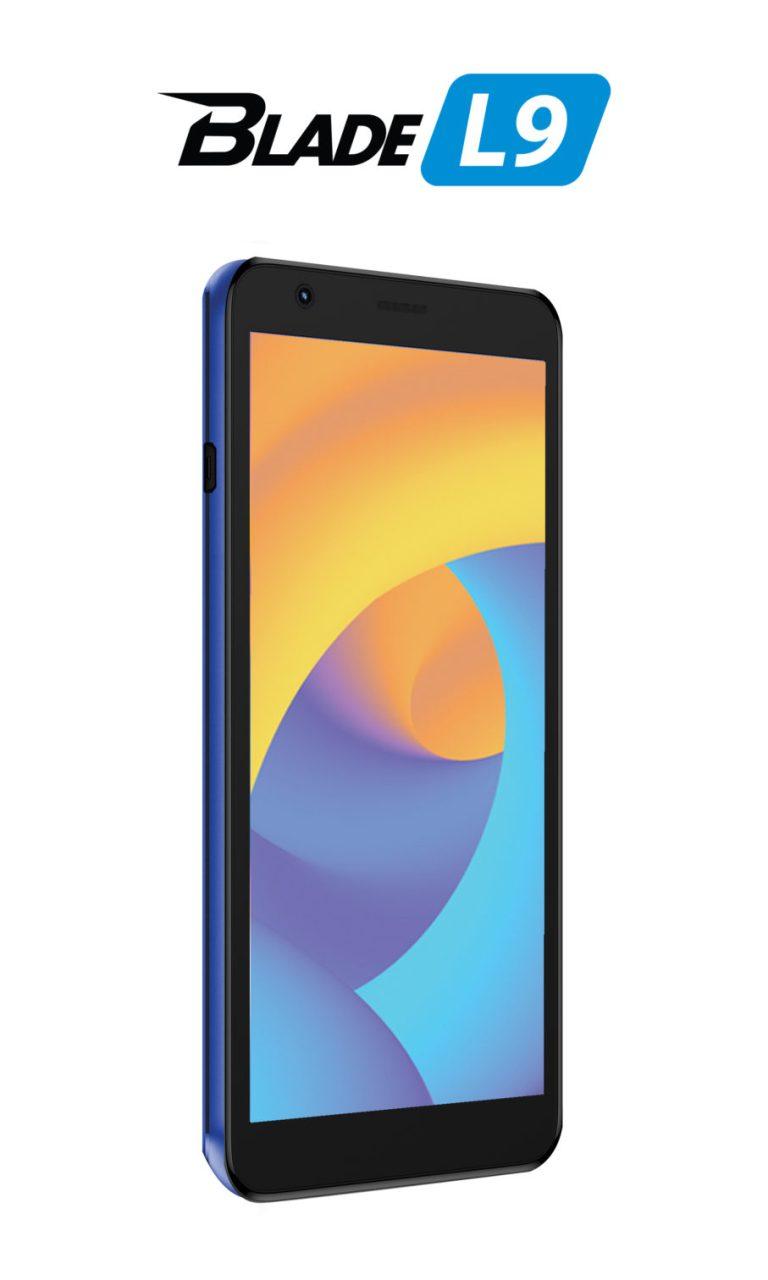 ZTE Blade L9 llega a México ¡conoce sus características y precio! - zte-blade-l9-smartphone-768x1280