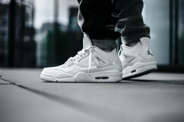 AIR JORDAN 4 PURE MONEY 7
