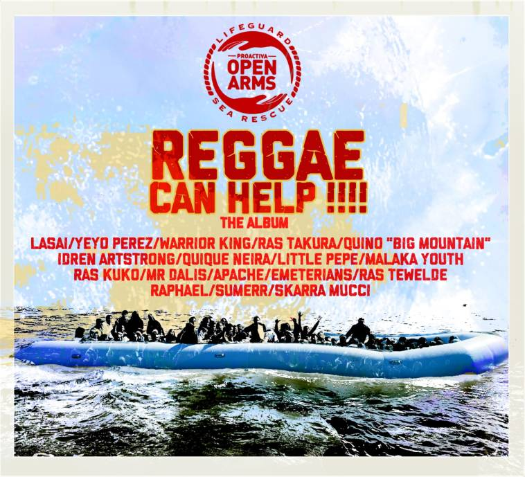 OPEN ARMS PROJECT - REGGAE CAN HELP 1
