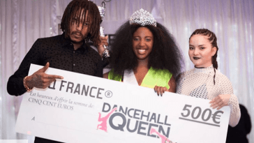 FLOW EST LA NOUVELLE DANCEHALL QUEEN FRANCE 2019 13