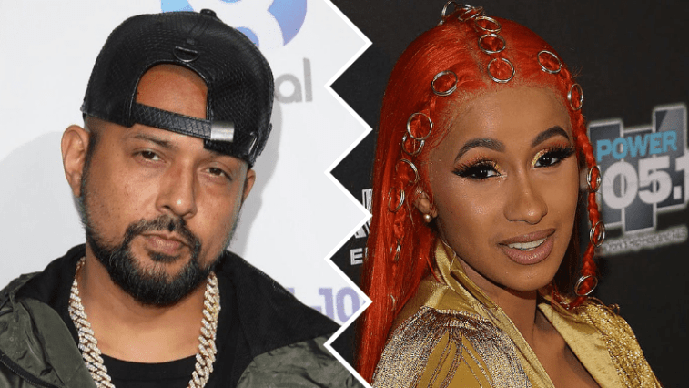 SEAN PAUL REFUSE UNE COLLABORATION AVEC CARDI B 1