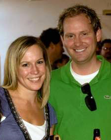 Rob Davis and Jen