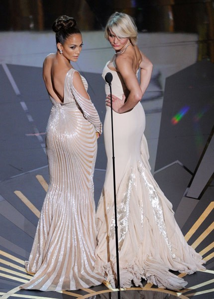 Jennifer Lopez And Cameron Diaz
