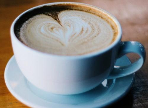 Coffee, coffee everywhere!