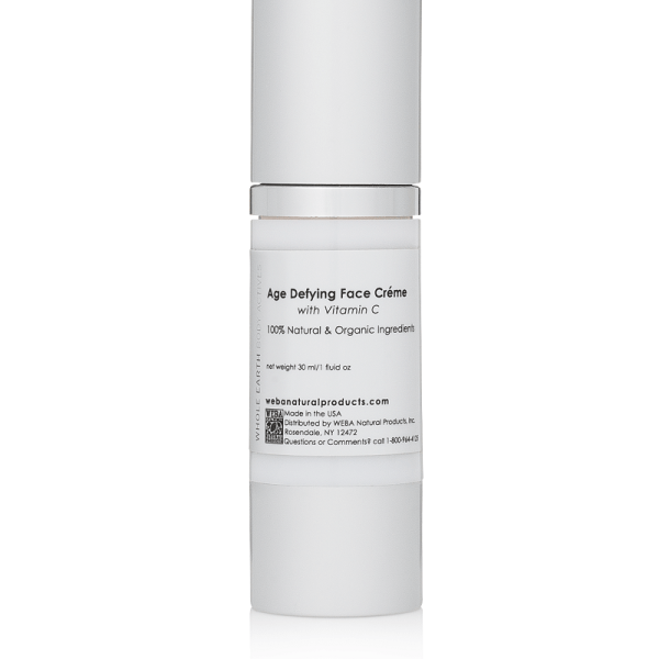 Whole Earth Body Actives Age Defying Face Creme with Niacinamide