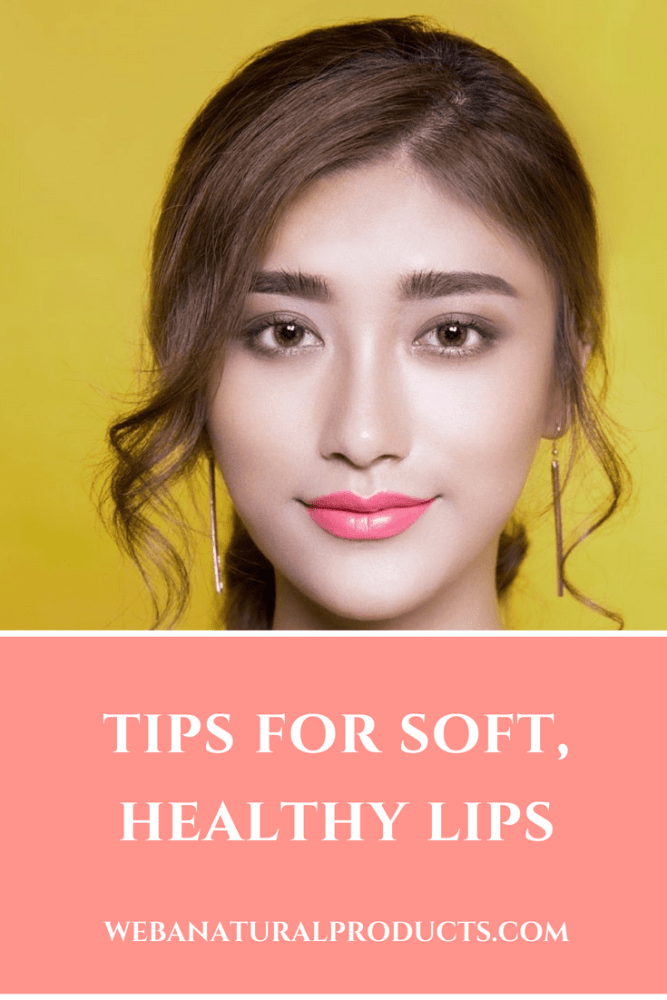 Tips for Soft Healthy Lips