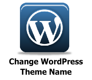Hide your WordPress theme's real name