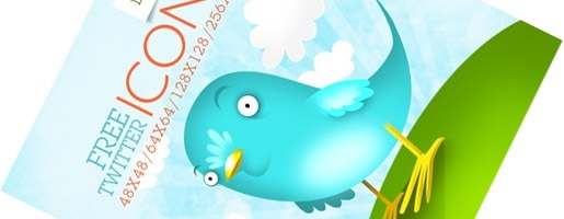 Ultimate List of Twitter Icons for Web Designers | Web