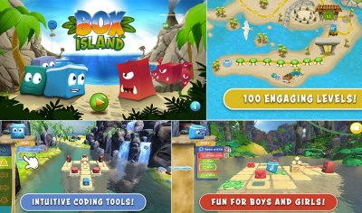 Box Island App:Stunning Gaming Experience For Kids ...
