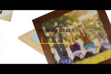 How to order posters from Canvera Yougraphy?