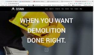 Home Page of Titan Industries LLC
