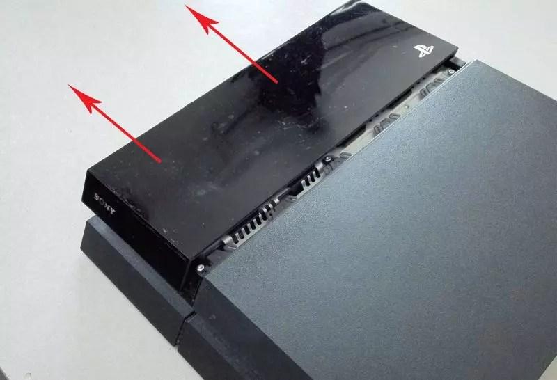 Come Sostituire l'Hard Disk della PS4