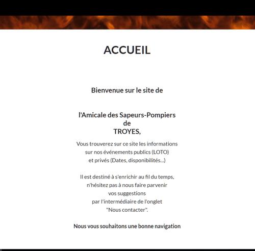 Amicale Sapeurs-Pompiers de TROYES