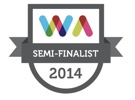 Irish Web Awards 2015 Semi Finalist