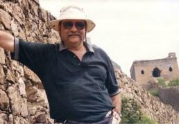 Bill at great wall