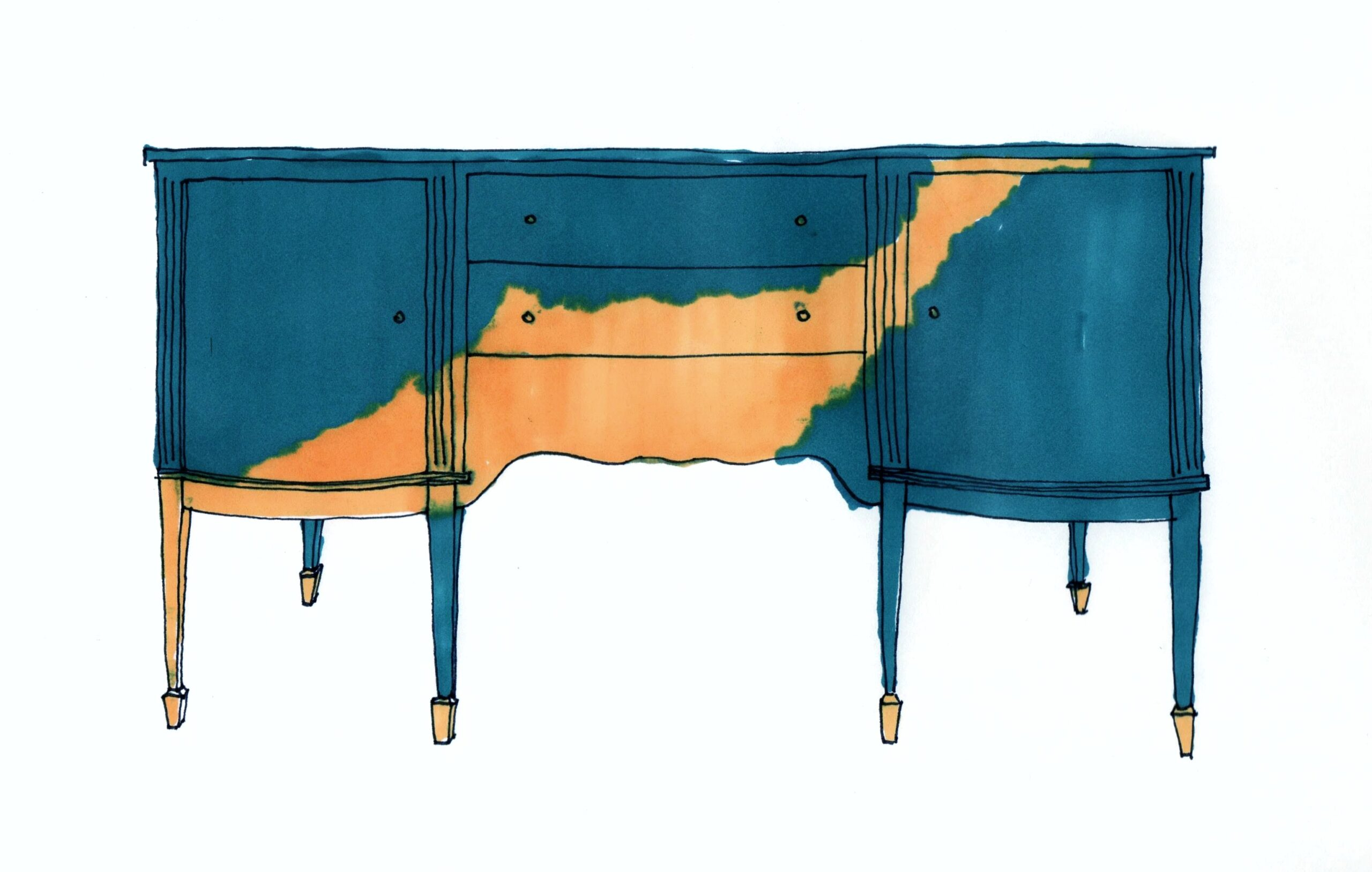 Lazuli : Concept sketch