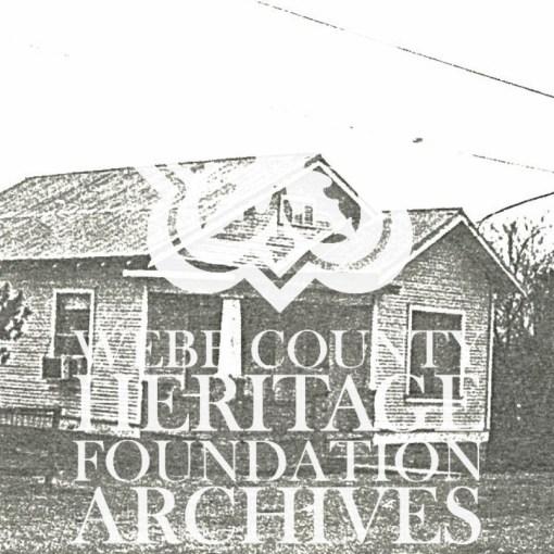 Street files of 107 Market St., Laredo, Texas