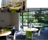 Impressie lunchruimte trainingslocatie WebbiebNL in Utrecht