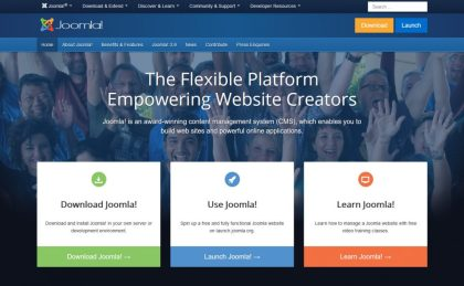 Joomla Flexible Platform Empowering Website Creators