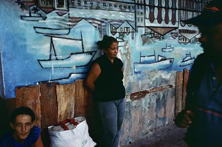 Alex Webb, Cienfuegos, Cuba, 2007