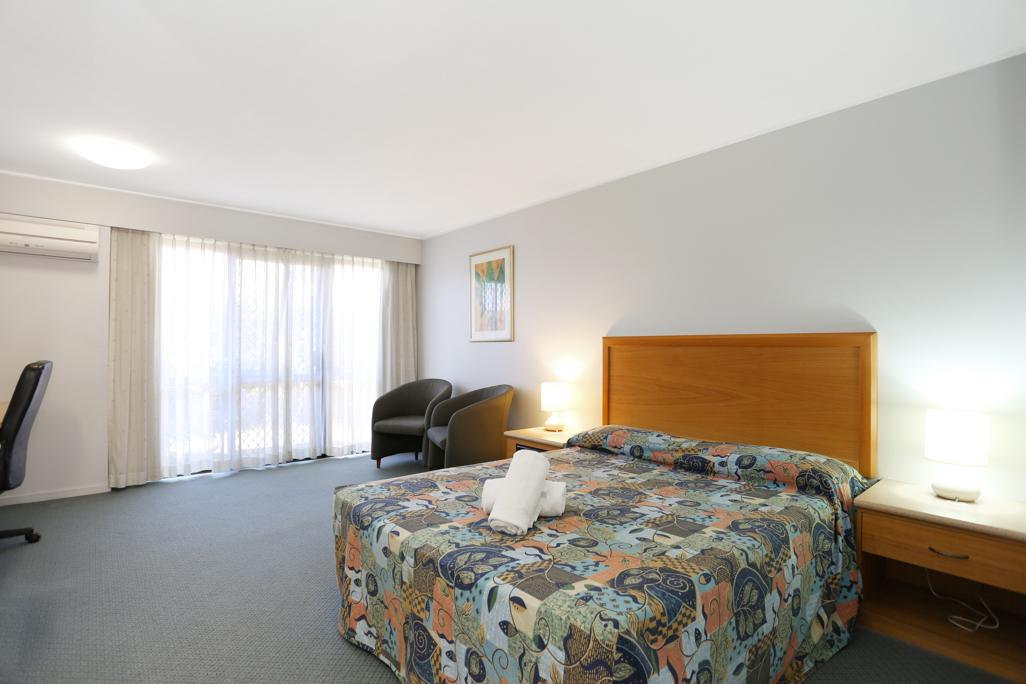 Mackay resort motel