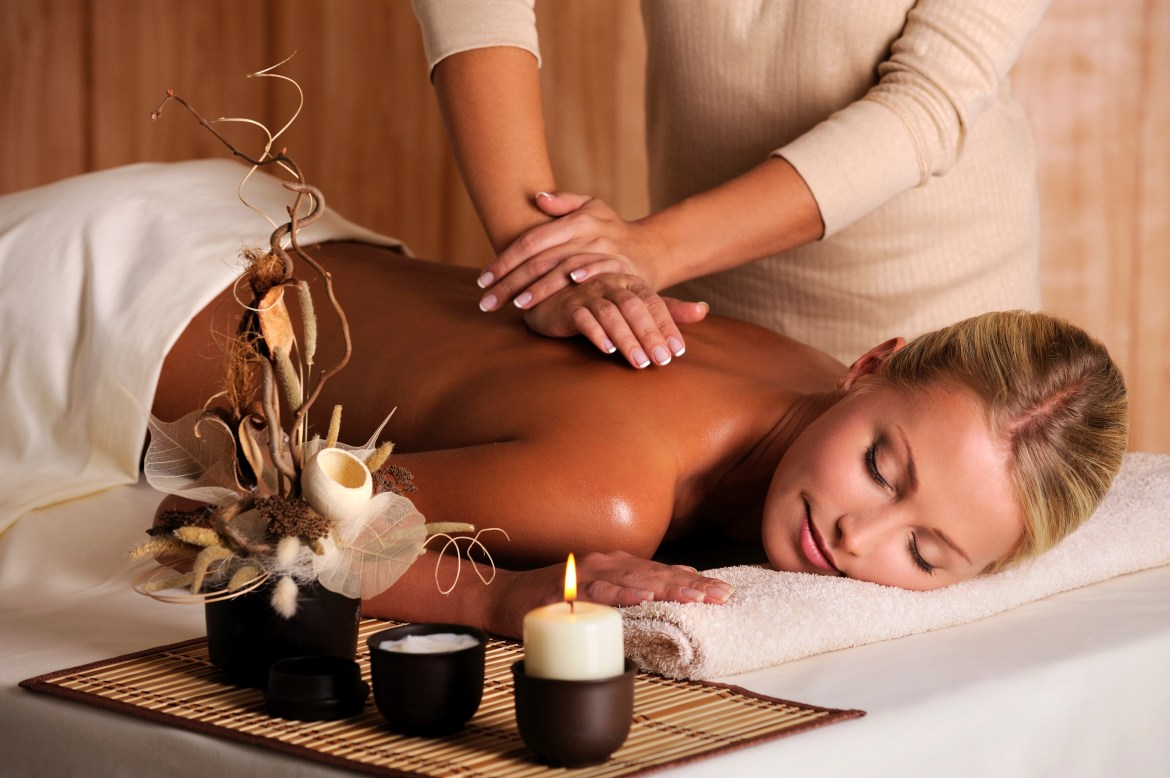 Massages   The Resort at Glade Springs