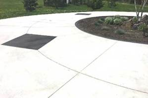 Custom Decorative Concrete Driveway Webb Signature Concrete