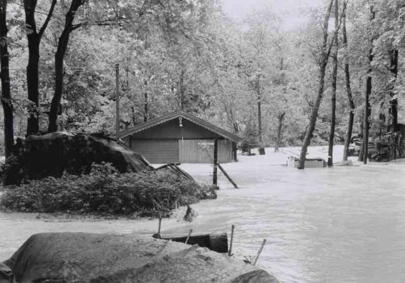 Isarhochwasser