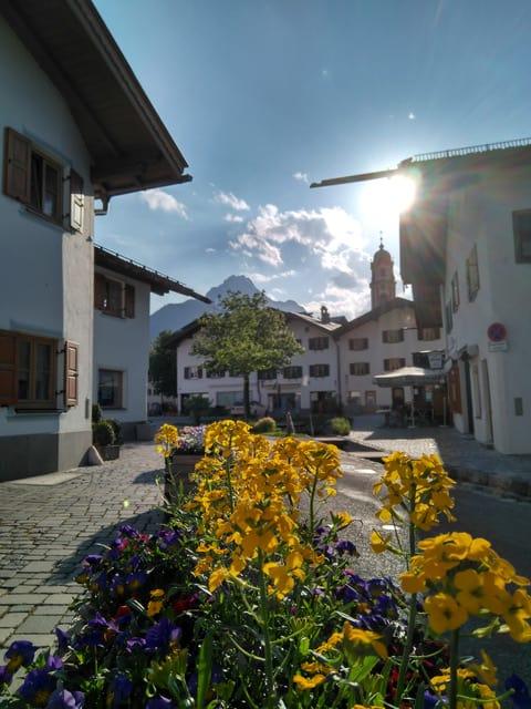 Ortszentrum Mittenwald